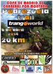 cartel pedrezuela trail 2014