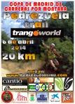 cartel pedrezuela trail 2014