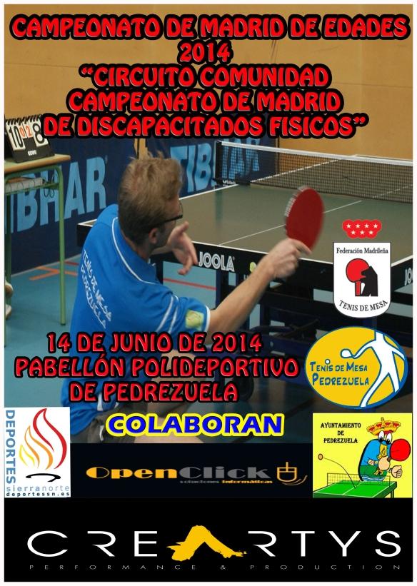 cartel cto madrid 2014